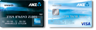 ANZ Rewards credit card image